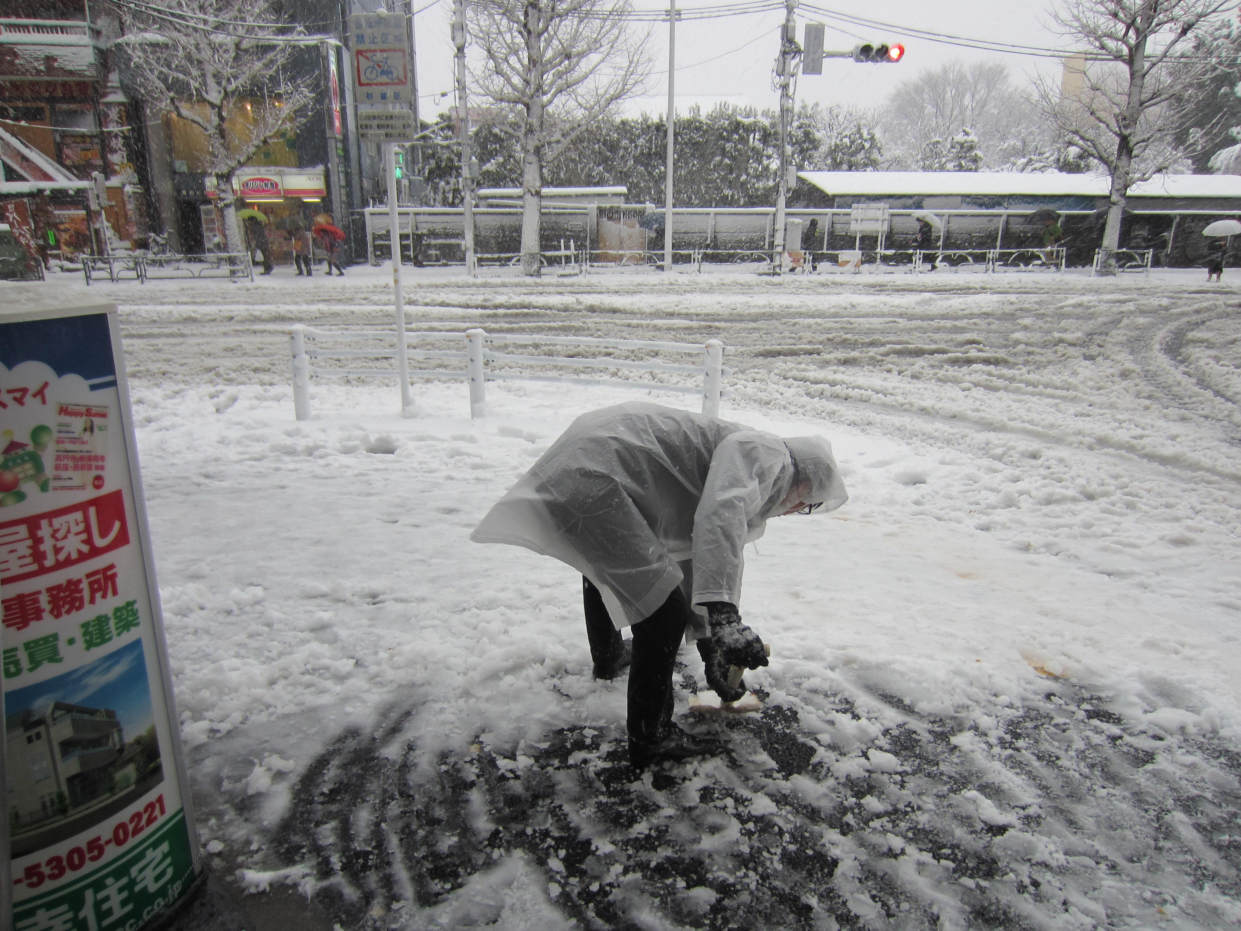 ☆2013年初雪☆