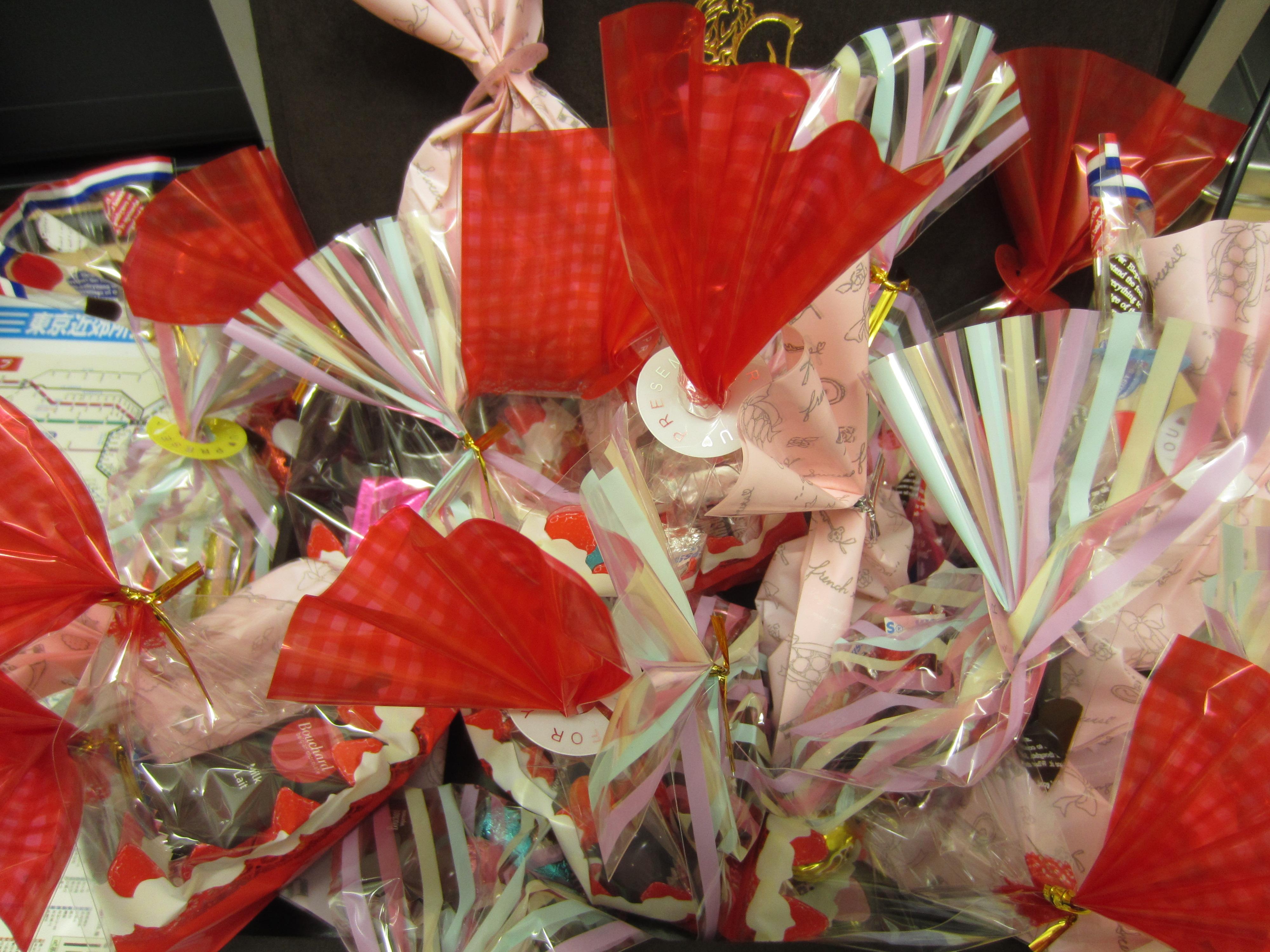 ☆バレンタインデー♥&♥ホワイトディ♥キャンペーン実施中です☆